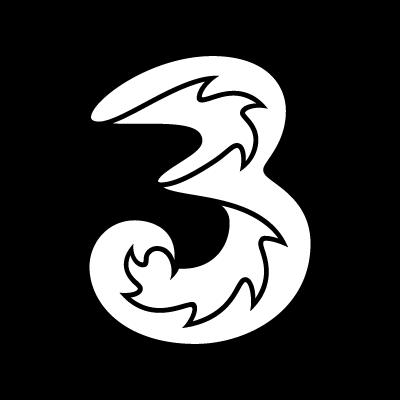 3-mobile-vector-logo