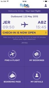 Flybe app 4