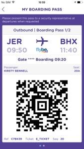 Flybe app 5