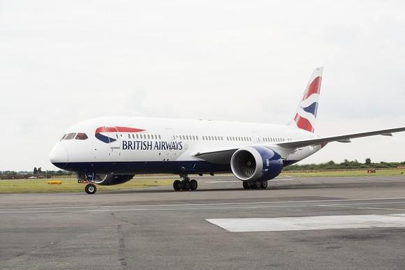 British Airways B787