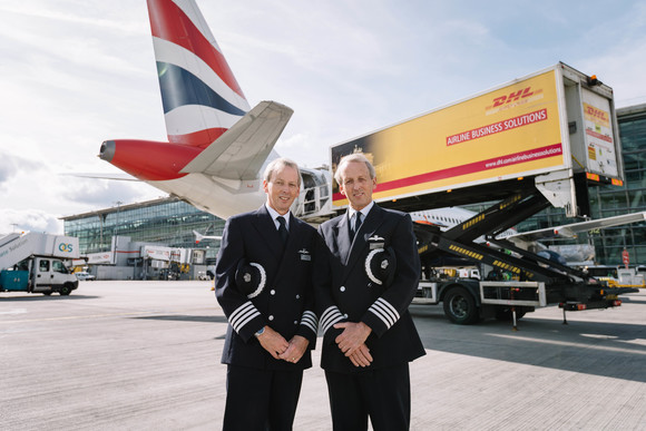 British Airways Retiring Pilots