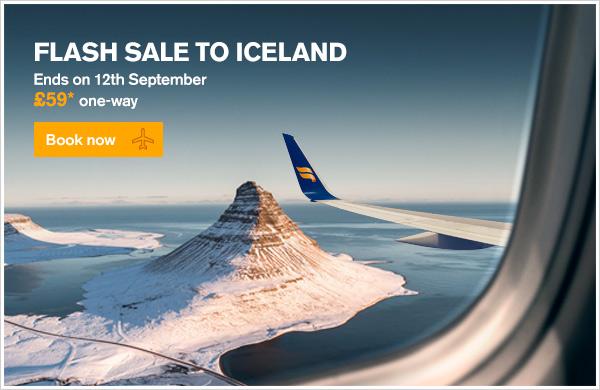 Icelandair Szept 8