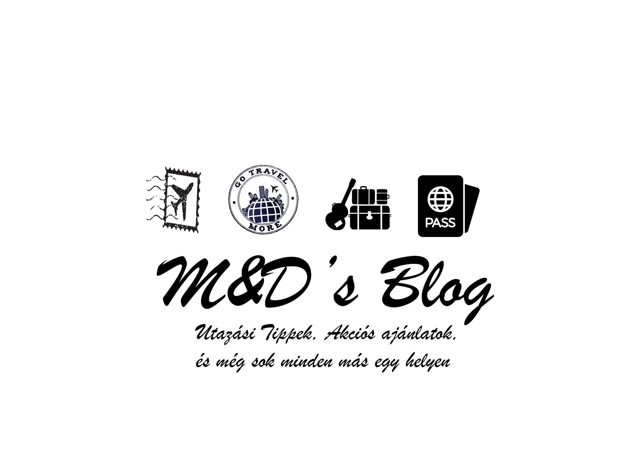 M & D's Blog